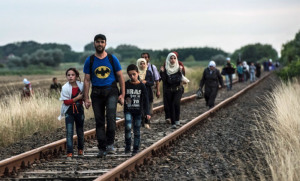 Thousands of displaced persons wander the world in search of a home. http://www.commdiginews.com/world-news/world-voices/refugee-immigration-is-now-a-massive-problem-in-europe-48105/