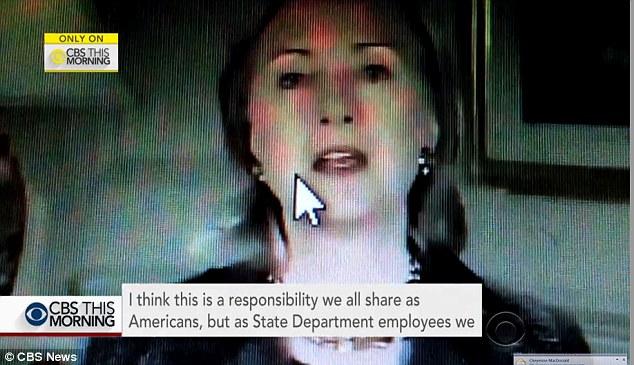 Clinton: Do as I say, not as I do