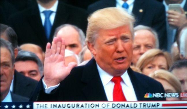 inauguration-trump