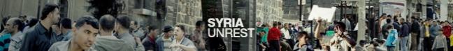 Syria Banner
