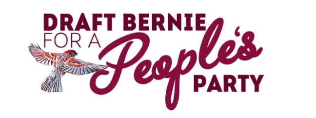 Draft Bernie for a People's Party