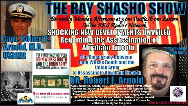 Robert Arnold Author 2017
