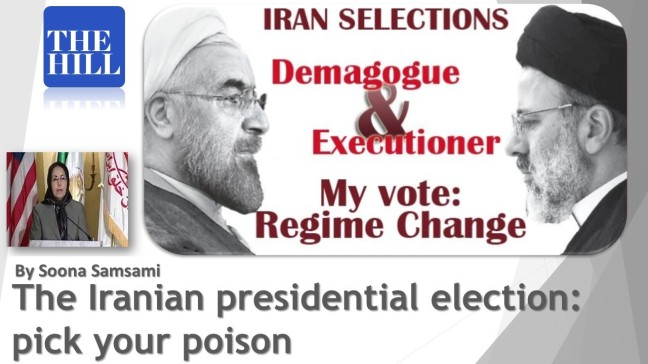 The Iranian presidential election- pick your poison